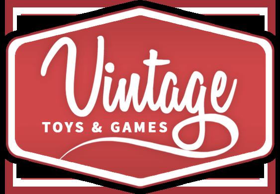 Vintage Toys & Games logo