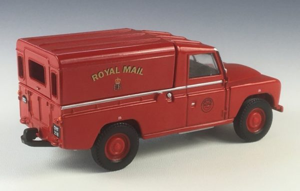Corgi Classics 07401 Royal Mail Land Rover