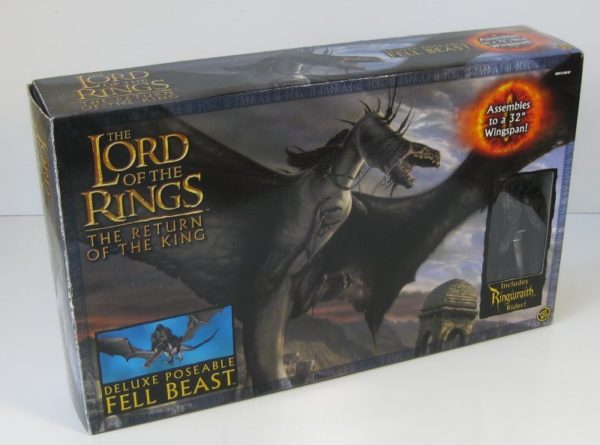 Lord of the Rings Fell Beast Action Figure by Toy Biz