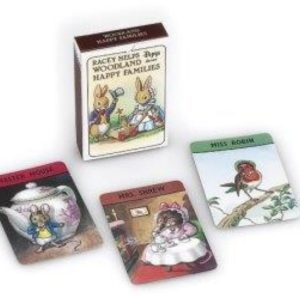 'Woodland Happy Families' Card Game by Pepys