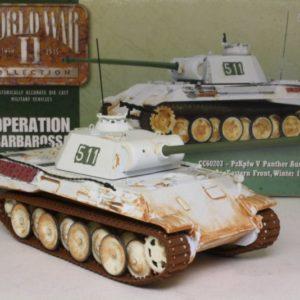Corgi CC60203 Panther V Tank (Eastern Front) Operation Barbarossa