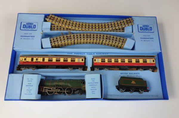 Vintage Hornby Dublo EDP12 Passenger Train Set Duchess of Montrose