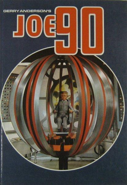 Vintage Joe 90 Annual 1968