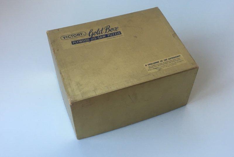 'Rhapsody of Fall' Victory Gold Box Jigsaw Puzzle