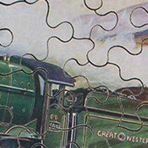 Vintage Jigsaw Puzzles
