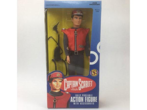 'Captain Scarlet' 30cm Action Figure Vivid Imaginations 1993