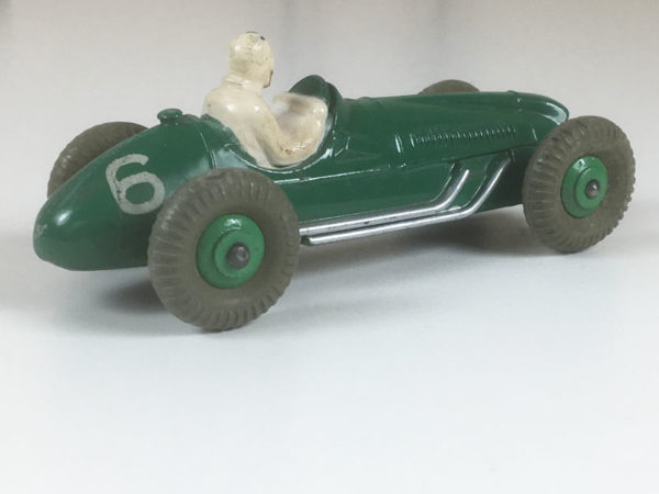 Dinky Gift Set 4 Racing Cars 1950s Cooper Bristol 23G