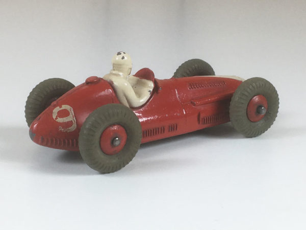 Dinky Gift Set 4 Racing Cars 1950s Maserati 23N