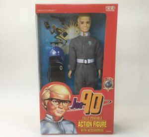 'Joe 90' 30cm Action Figure Vivid Imaginations 1994