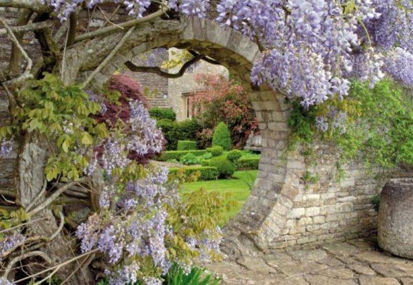 'Secret Garden' Wentworth Wooden Jigsaw Puzzle