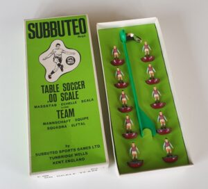 Vintage Subbuteo HW team 7 West Ham 1970's