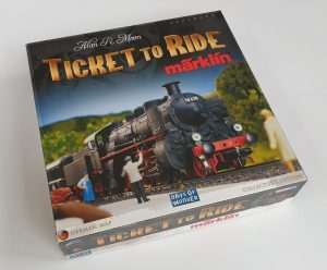 'TICKET TO RIDE MARKLIN' board game