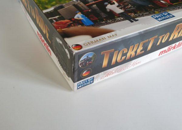 'TICKET TO RIDE MARKLIN' board game