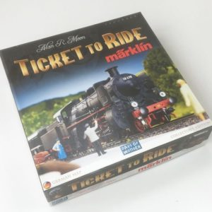 'Ticket To Ride Marklin' board game 2006