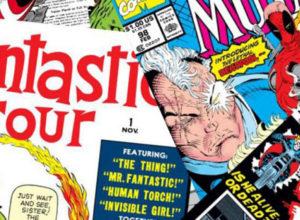 Vintage Comics