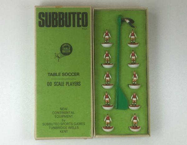Vintage Subbuteo Team 16 Arsenal