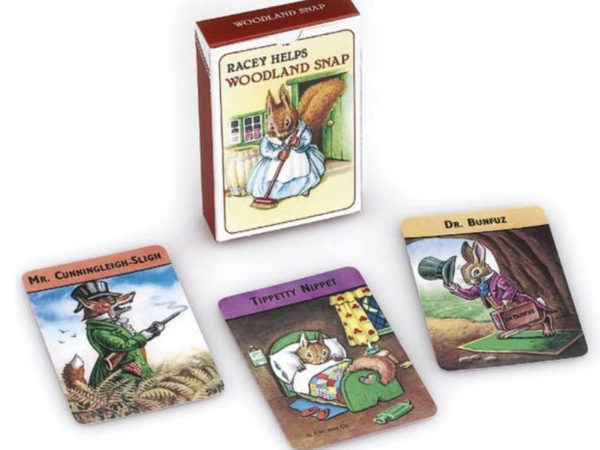'Woodland Snap' Card Game by Pepys