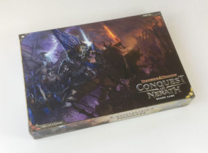 'CONQUEST OF NERATH' Board Game box