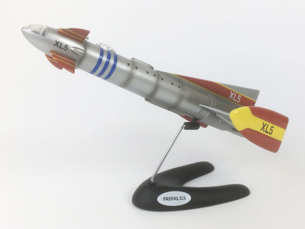 FIREBALL XL5 DIECAST MODEL by Product Enterprise 2004