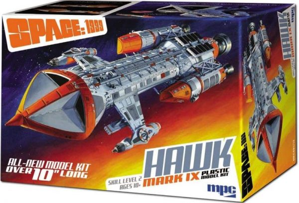 SPACE 1999 HAWK FIGHTER Model Kit MPC881