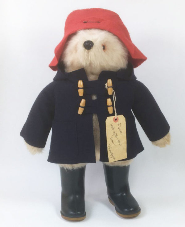 Vintage Paddington Bear 1970s Gabrielle Designs