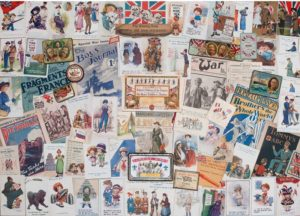 FIRST WORLD WAR CENTENARY Jigsaw Puzzle 1000 Gibsons