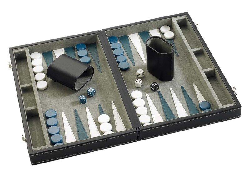 Backgammon Set Gibsons open