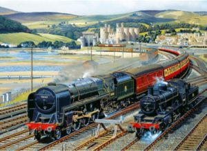 GATEWAY TO SNOWDONIA Jigsaw Puzzle Gibsons 1000 pcs