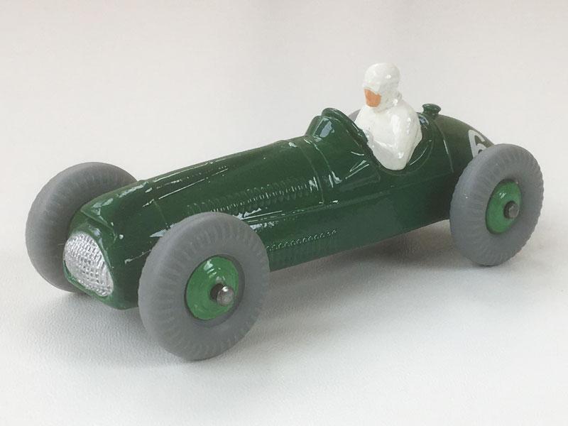 Vintage Dinky Toys Cooper Bristol 23g