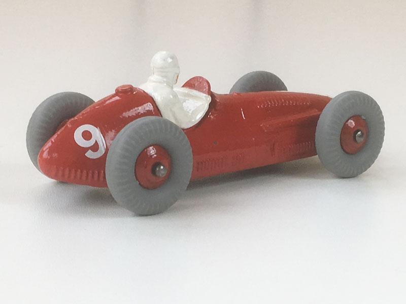 Vintage Dinky Maserati 23n