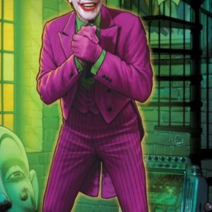 THE JOKER (Batman 1960's TV Series) 1:8 Scale Moebius Model Kit