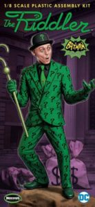 THE RIDDLER (Batman 1960's TV Series) 1:8 Scale Moebius Model Kit