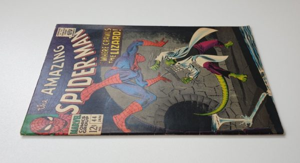 Amazing Spider-Man 44 vintage Marvel comic 1967