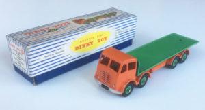 Dinky 902 502 Foden Flat Truck
