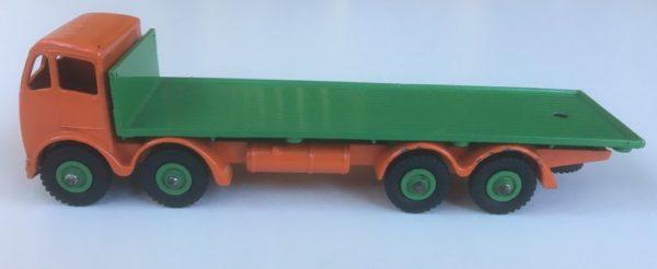 Vintage Dinky 902 502 Foden Flat Truck