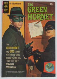 The Green Hornet comic #1 Gold Key 1967