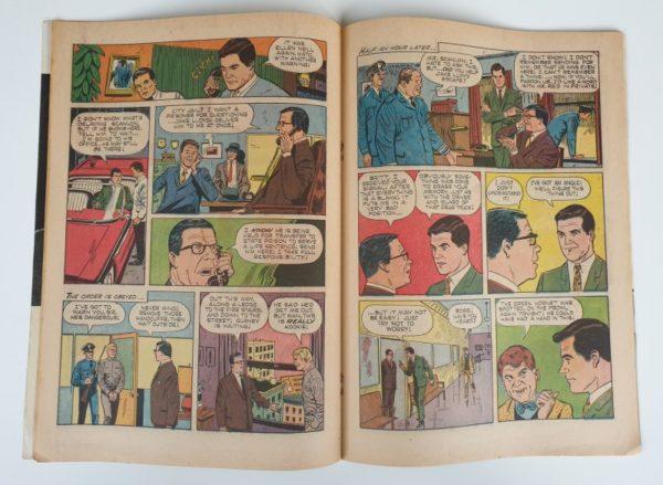 The Green Hornet vintage comic #1 Gold Key 1967