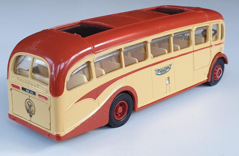 Corgi Classics 97063 Vintage YELLOWAY BUS SET (AEC Regal)