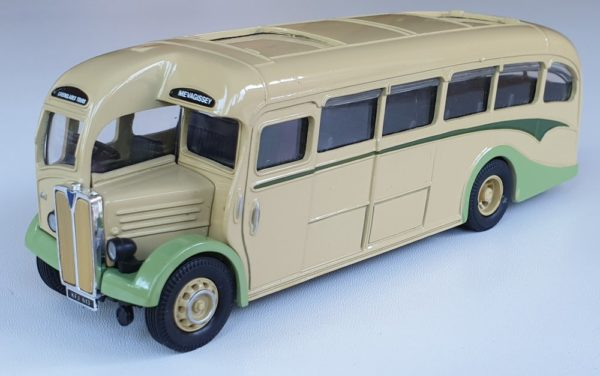 Corgi Classics 97071 Vintage DEVON BUS SET AEC Regal, Greenslade Tours