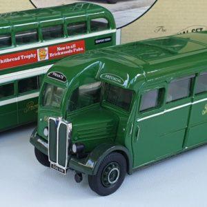 Corgi Classics 97072 Vintage PROVINCIAL BUS SET (AEC Regal coach and AEC Bus) Gosport & Fareham