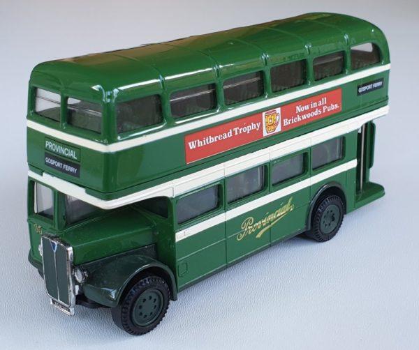 Corgi Classics 97072 Vintage PROVINCIAL BUS SET (AEC Bus) Gosport & Fareham