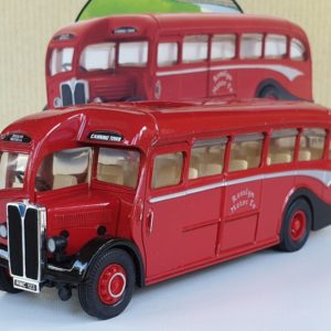 Corgi Classics 97191 VINTAGE AEC REGAL COACH (Rosslyn Motor Co., Canning Town))