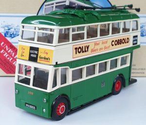 Corgi Classics 97316 1950's KARRIER W TROLLEY BUS Ipswich Corporation
