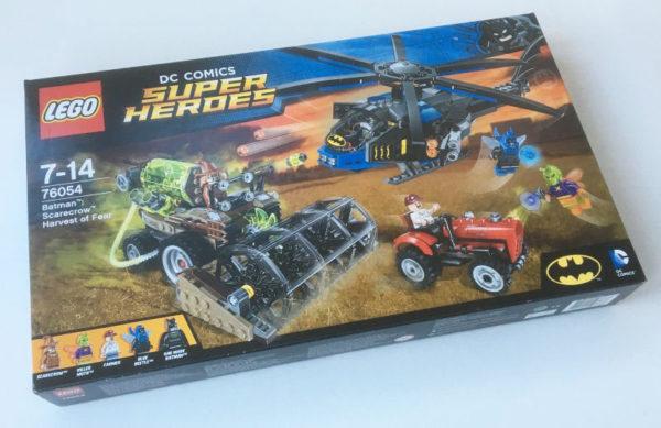 Lego 76054 Batman Scarecrow Harvest of Fear set