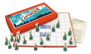 L'ATTAQUE Board Game Centenary Edition by Gibsons