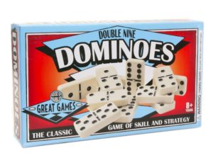DOUBLE NINE (Double 9) DOMINOES