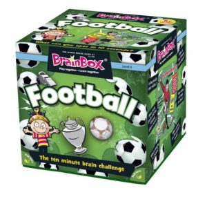 Brainbox FOOTBALL Educational Game