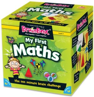 Brainbox MY FIRST MATHS Educational Game