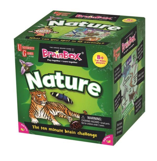 Brainbox NATURE Educational Game