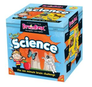 Brainbox SCIENCE Educational Game
